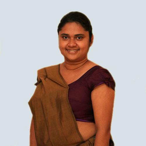 Mrs. T. M. A. U. Gunathilaka