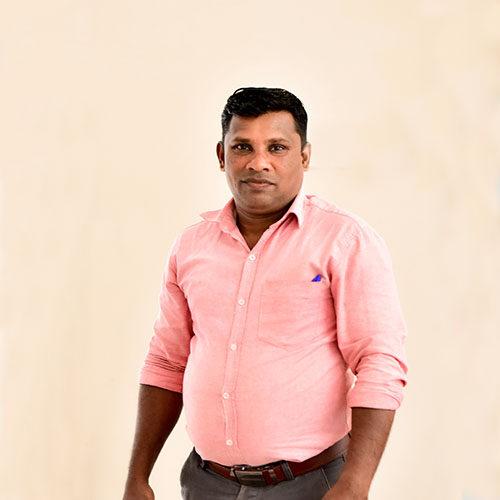 Mr. W.M. Nishantha Weerasekara