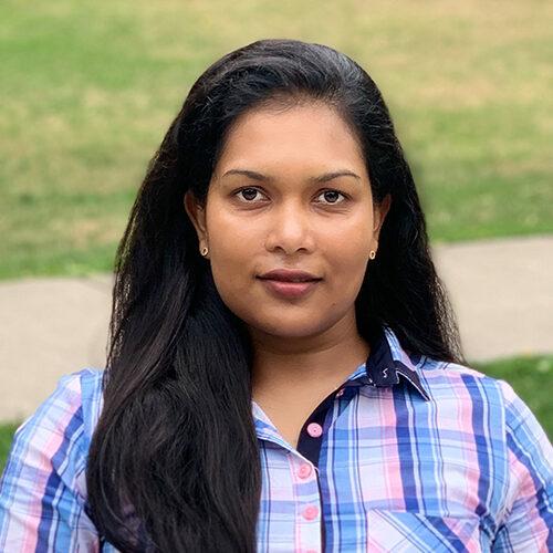 Ms. Sanchala Abeykoon (on study leave)