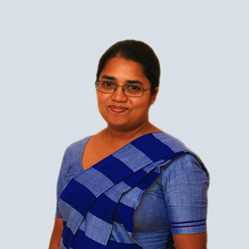 Dr. (Mrs.) S.A. Senevirathne