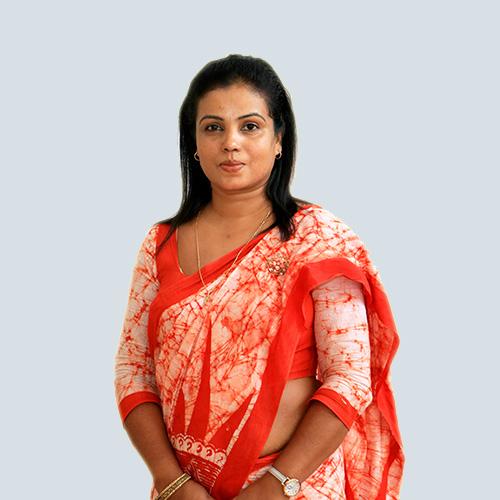 Mrs. Malithie Priyangika Jayawardena