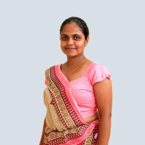 Mrs. I.G. Thushanthi Sasindra Ilukgoda