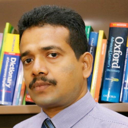 Mr. M.D.S. Shantha Kumara