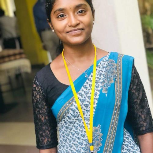 Jathusha Kanmanirajah